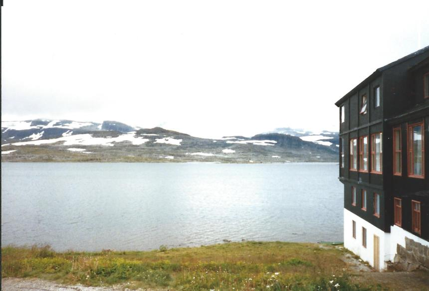 Halfway between Oslo and Bergen