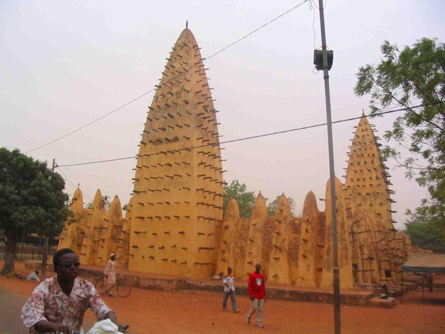 Grand Mosque of Bobo Diolosso