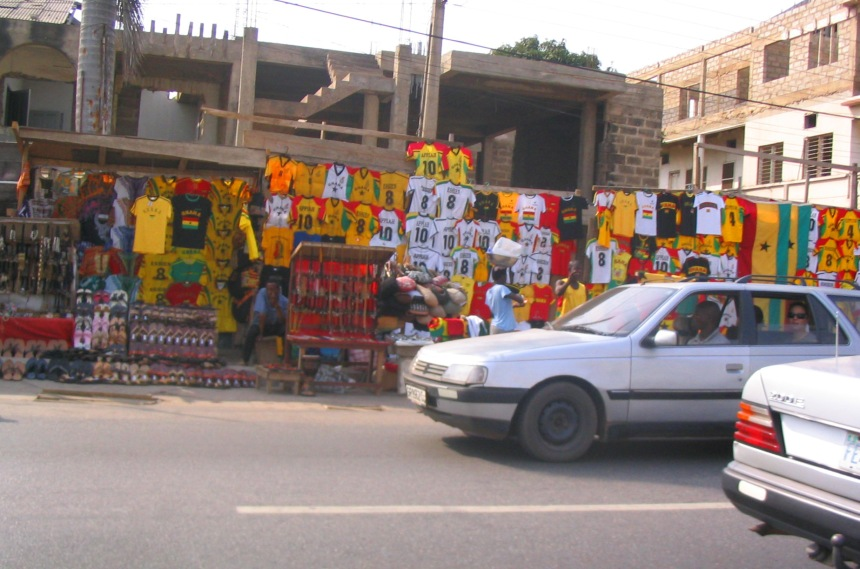 Football Guernseys for sale in Accra, Ghana