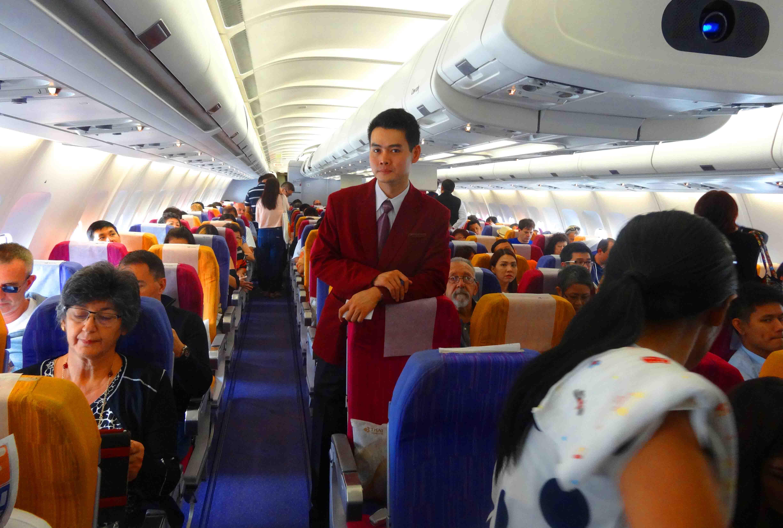Airfare bangkok fly thailand travel