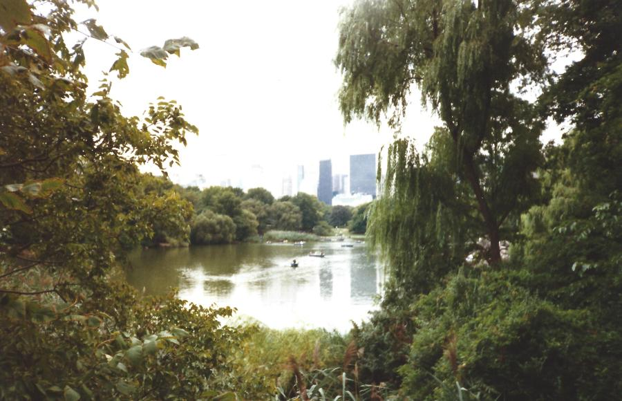 Central Park can't be beat!