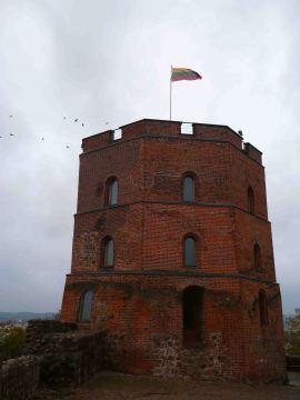 At Vilnius Castle