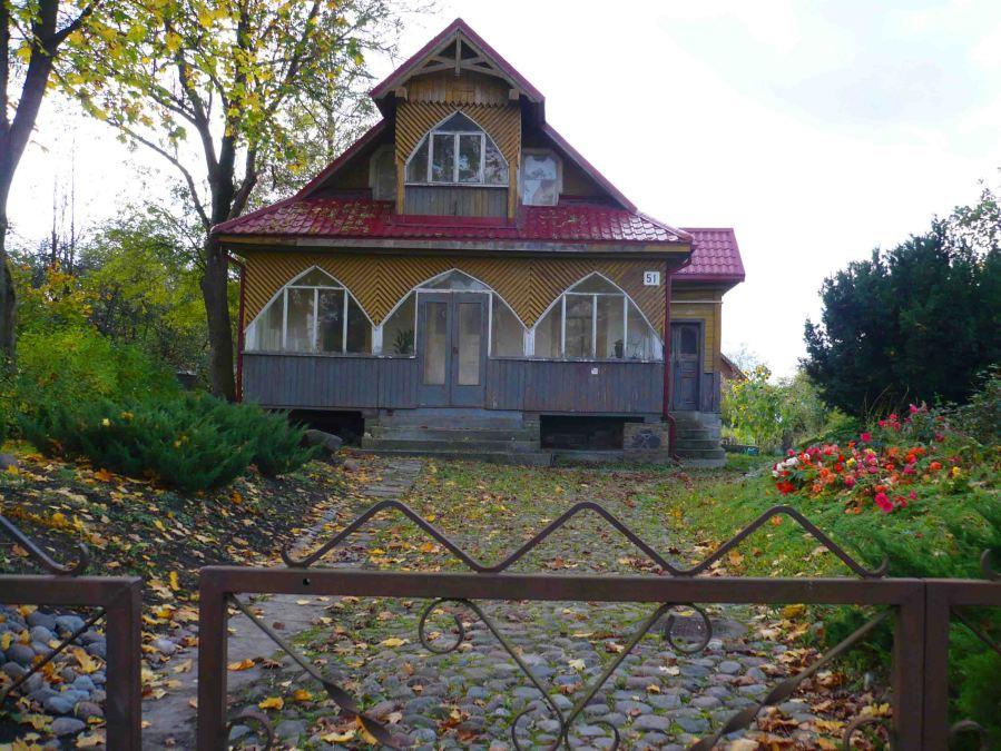 House at Trakai.
