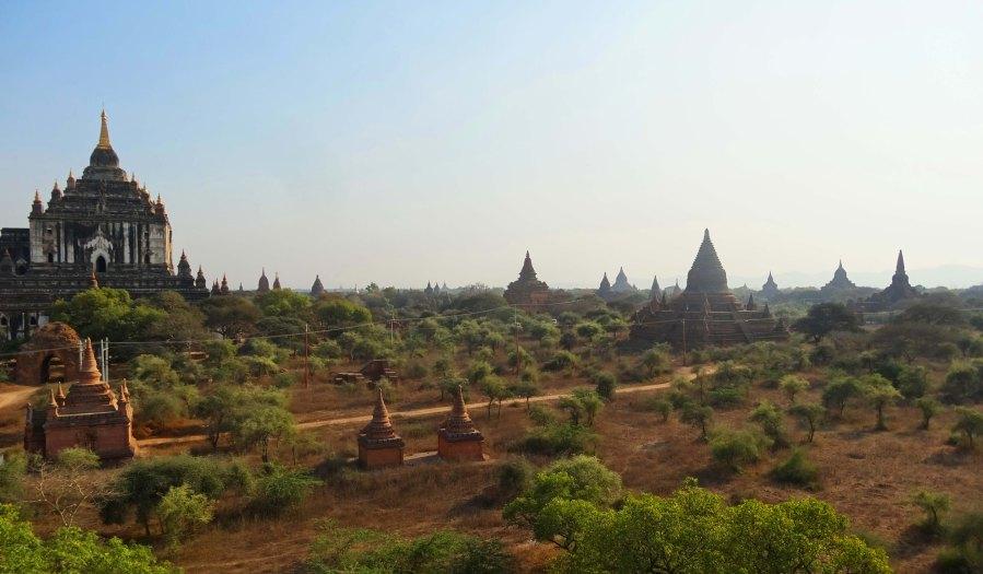 Across Bagan