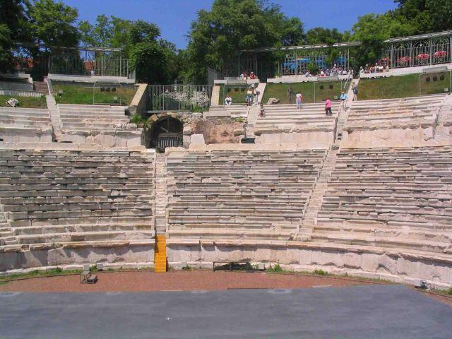 Roman Amphitheatre Plovdiv