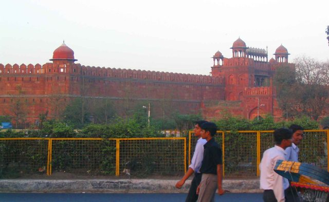 Red Fort, Delhi.