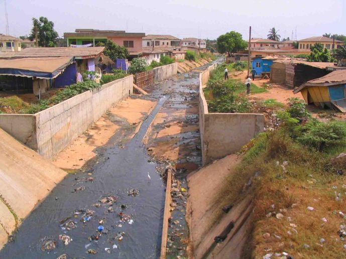 drain Accra