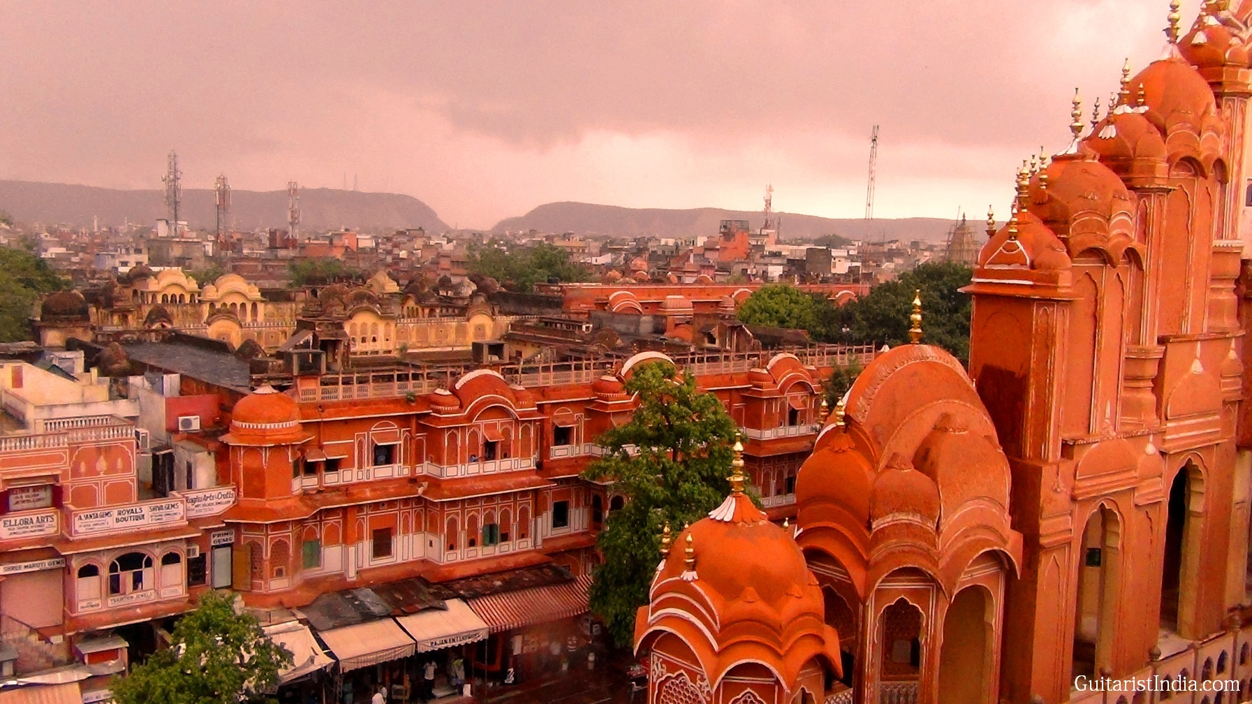 Scammed in India – Jaipur – Andy's World Journeys