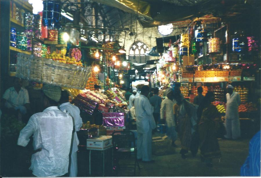 Mumbai Market.