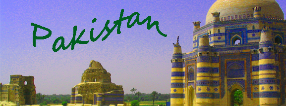 pakistan banner