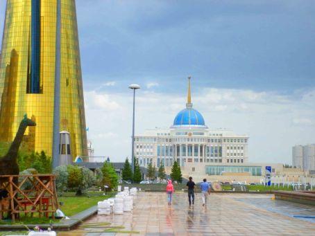 Presidential Palace, Astana