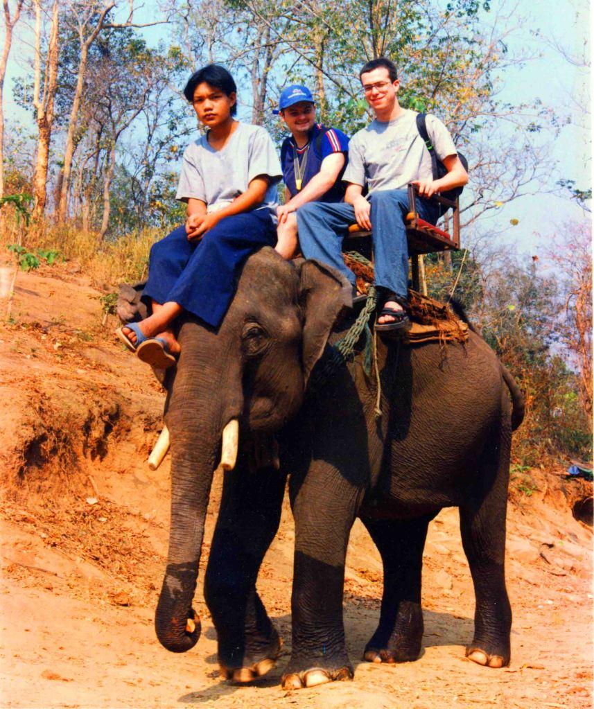 elephanting