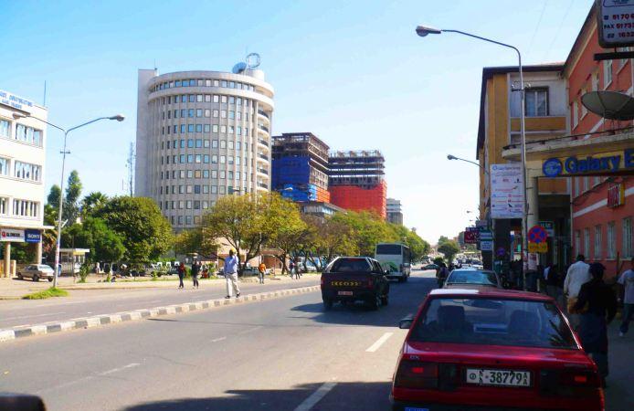 Addis Ababa.