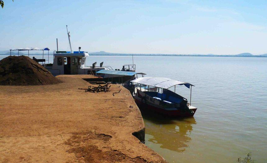 Lake Tana.