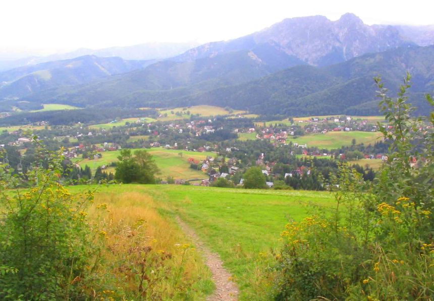 The Hills are alive in Zakopane.
