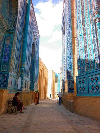 Amazing Shah-i-Zinda