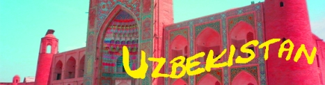 uzbekistan banner