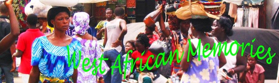 west african memories banner