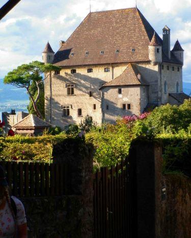 Castle at Yvoire