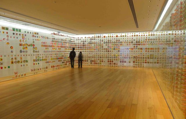Inside Yokohama's Cup Noodles Museum
