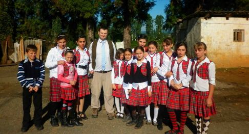 Many of my students in Georgia.