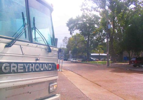Take an adventure with Greyhound!