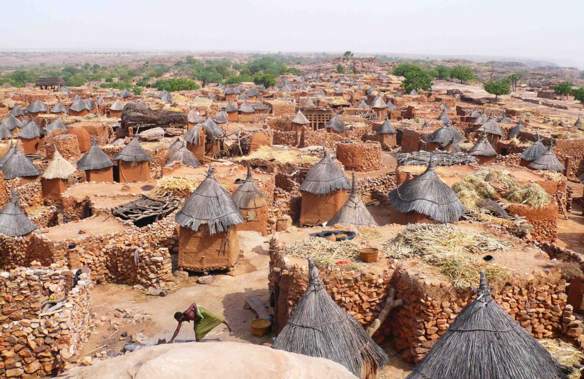 Foto Friday - Dogon Village in Mali