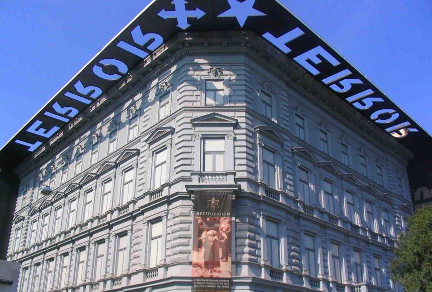 Terror Hauz, Budapest.