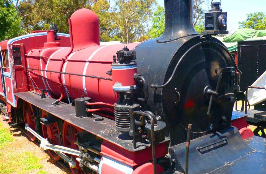 train mueseum