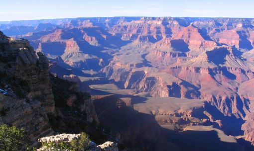Wow! That's some canyon!