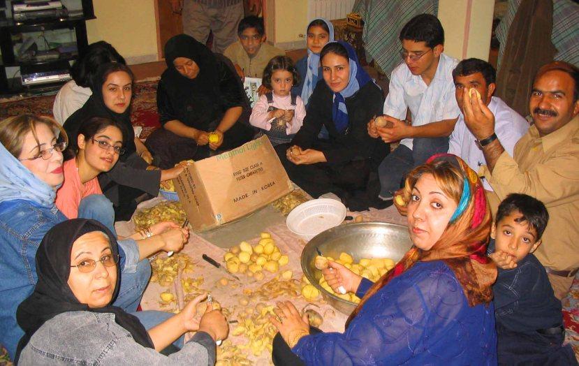 iran faces 2