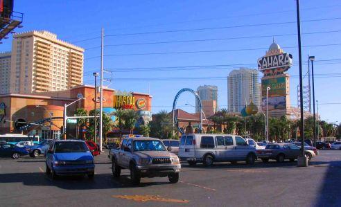 Las Vegas baby!