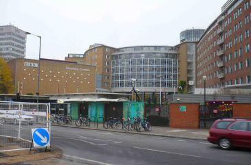 Old BBC Television Centre