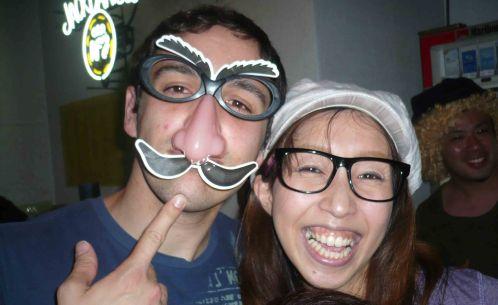 at karaoke tokyo