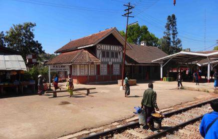 Kalaw Station.