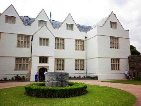 St Fagan's Castle.