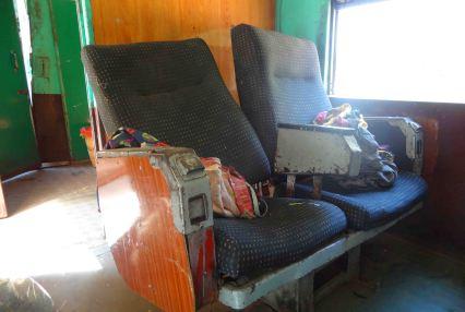 Upper Class seats,