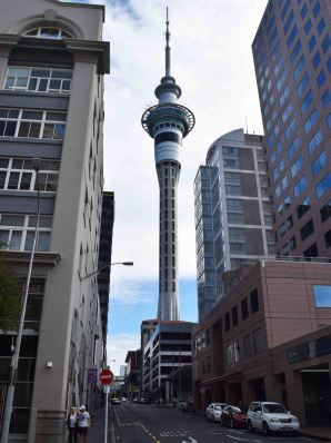 Auckland's Sky Tower