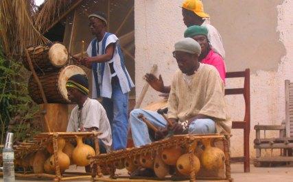 drummers in Banfora