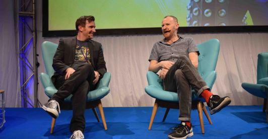 Mark Gatiss is interviewed by Rob Lloyd.
