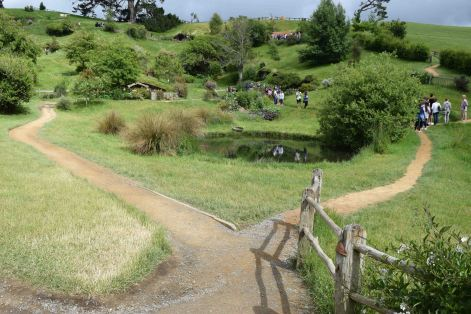 Hobbiton Hill.