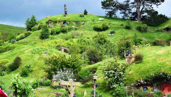 Amazing Hobbit hills!