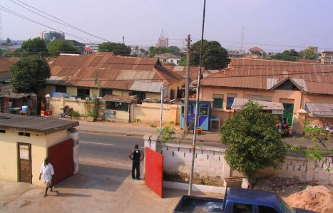 accra date hotel view