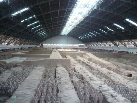 army of terracotta warriors 2