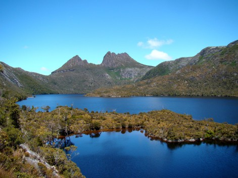 Cradle Mountain - from wikipedia