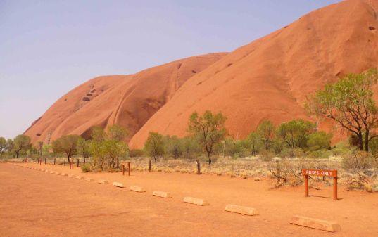 Uluru (Ayre's Rock)