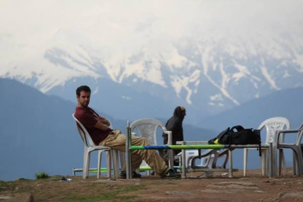 At Siri Paye, northern Pakistan