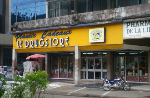 Where do you get your drugs from? Le Drug Store of course!