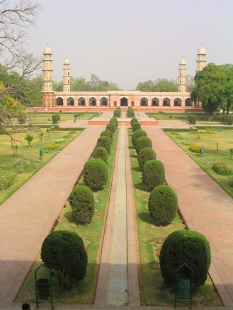 Tomb of Jahangir.