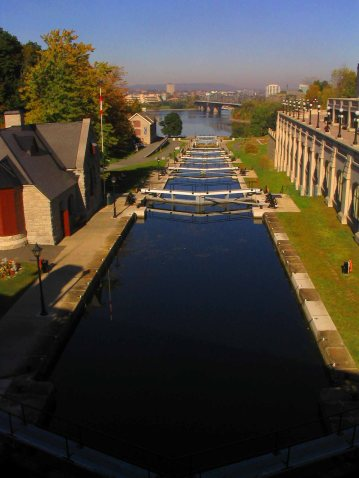 Rideau Canal.